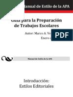 Manual de APA