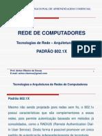 Aula 29062010 - Redes Sem Fio - Padrao 802.1x