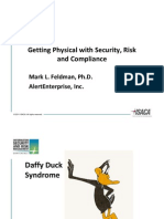 Getting Physical With Security Risk & Compliance ISACA 9-20-11 PDF