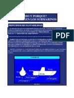 Principio de Los Submarinos
