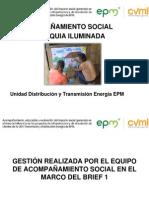 Presentacion Informe Gestion Brief 1