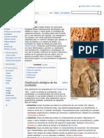 Icnofósil - Wikipedia, la enciclopedia libre