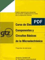 05 Curso de Electrónica II (Preguntas de exámenes)