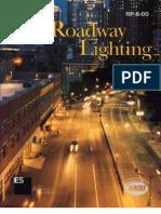 ANSI Roadway Lighting Standards