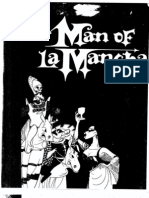 Man of La Mancha - Conductor Score