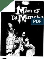 Man of La Mancha - Conductor Score
