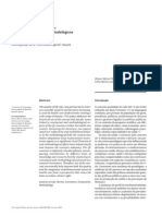 Qualidade de vida e saúde aspectos conceituais e metodológicos