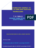 Dr. T.K. Walli (Animal Nutrition)