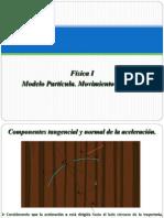 Física I, 07Modelo Partícula. Movimiento circular