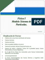 Física I, 09Modelo Sistema de Partículas