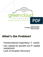 Green Cloud Technologies FINAL