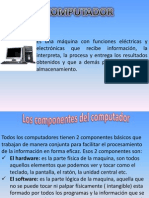 el computador y sus componentes