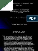 APRESENTAÇÃO PARADIGMAS LITERÁRIOS BRASILEIROS