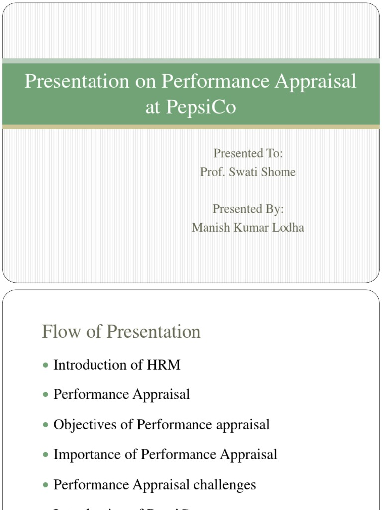 importance of performance appraisal in hrm