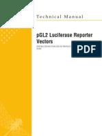 pGL2 Luciferase Reporter Vectors Protocol