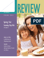 Bon Air Center Review Spring 2012