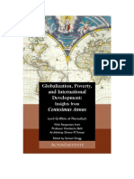 Does Globalization Reduce Poverty?