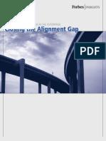 SAP Closing the Alignment Gap