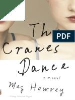 The Cranes Dance by Meg Howrey (Excerpt)