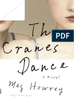 The Cranes Dance by Meg Howrey (Excerpt)
