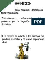 Alcoholismo (Ppt)