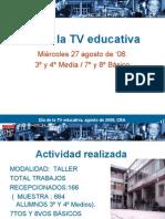 Tv_educativa Para Encuentro Dem
