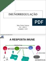 Aula Imunoregulação