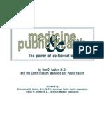 Medicine and Public Health