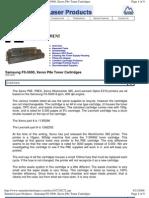 Xerox Docuprint P8E Summit Web