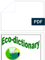 Eco Dictionary Tau La 2