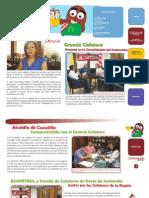 Cafeteando Ando Edición N° 8 Mayo 2012
