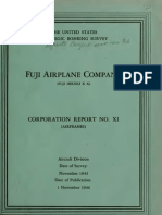 USSBS Report 26, Fuji Airplane Company