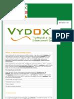 Www Vydox Com