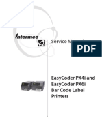 intermec Px4-px6Service Manual