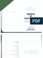 Modelos de Comunicación - Ernesto Cesar Galeano