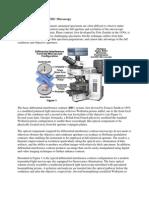 Fundamental Concepts in DIC Microscopy