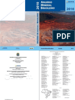 Completo_2010 - Anuário mineral