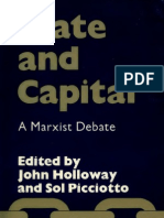 John Holloway & Sol Picciotto (ed) - State and Capital