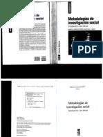 Canales - Metodologías de investigación Social pp. 11-30 (Conflicto con la codificación Unicode)