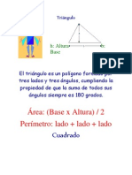 Formulas de Figuras