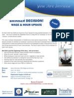 cea   hr workshop -brinker decision-oc6-13-2012