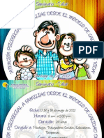 Seminario Calidad de Vida Familiar