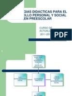Curso Des Personal y Social 2012