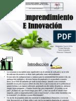 Emprendimiento e innovación definitivo