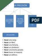 EJERCICIOS DE PRECISIÓN 4° 5°