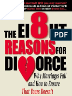 The 8 Reasons for Divorce by Thomas G. Papps (Sample)