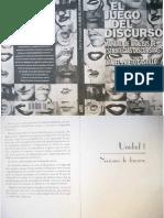 El Juego Del Discurso-prieto Castillo