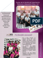 Revista Se IFE_marzo