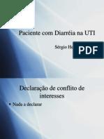 2010_AMIB_Diarréia UTI
