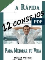12 Concejos Para Mejorar Tu Vida( Te Lo Regala Tu Hija)